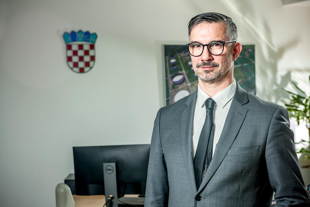 Vladislav Veselica, član Uprave