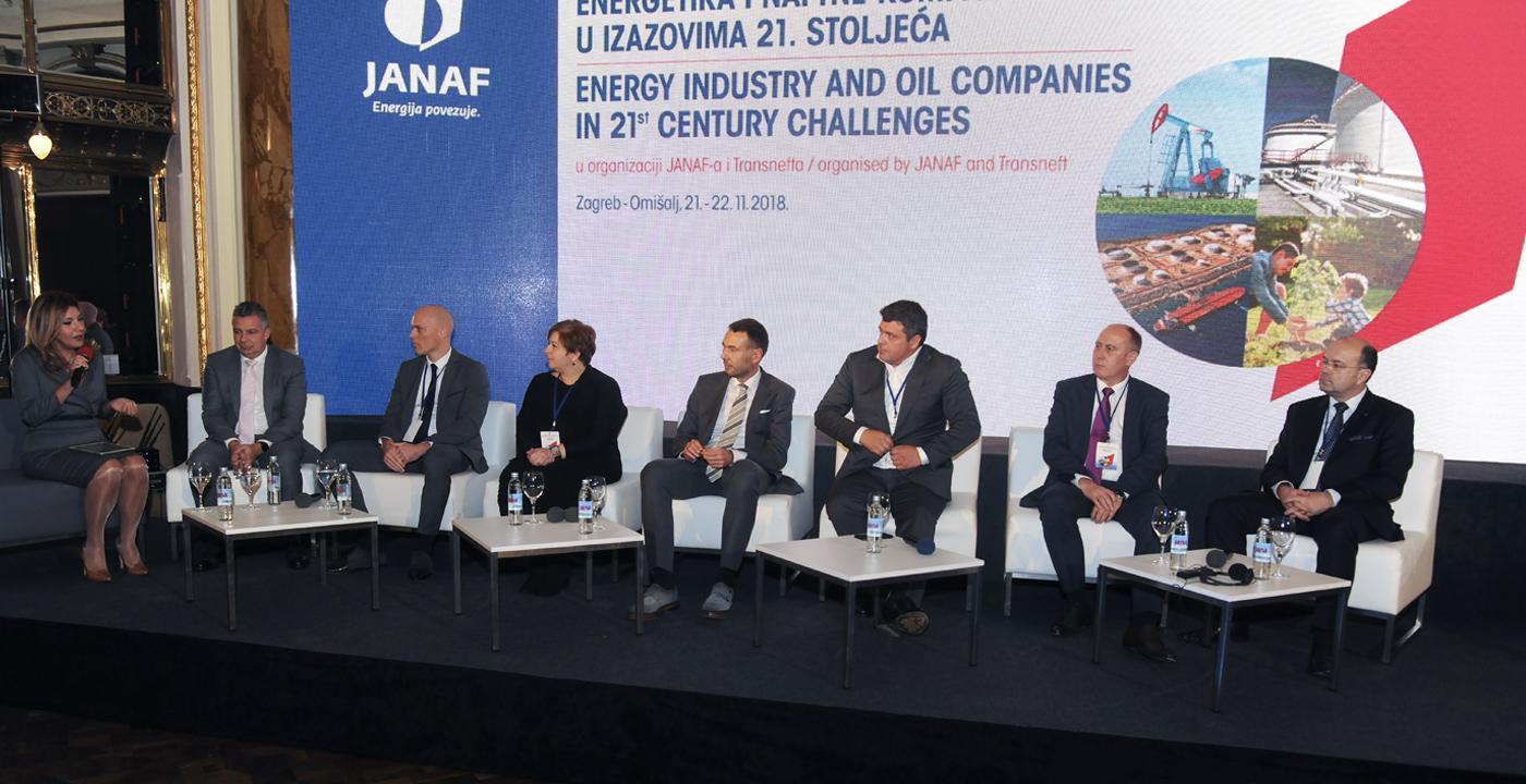 JANAF's International Energy & Oil Conference - JANAF Plc
